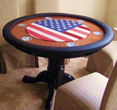 Poker coffee table books